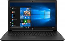"""Notebook HP 17-BY1053DX i5-8265U 1.6GHZ/ 8GB/ 256 SSD/ 17.3""""HD/ RW/ WINDOWS10/ Ingles Preto"""
