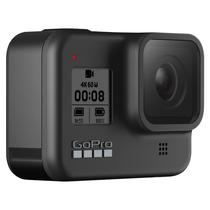 Camera Gopro Hero 8 Black 12MP / 4K / Wifi / Comando de Voz - Preto (CHDHX-801-LW)
