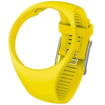 Pulseira Polar Wrist Strap M200 91061231 Pequeno/Medio - Amarelo