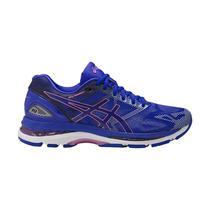 Tenis Asics Nimbus 19 Blue Purple - Feminino