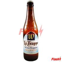 Cerveja La Trappe Whitte Trappist LN 330ML