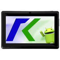 "Tablet Keen A78 7.0"" Wifi 2MP VGA Os 4.4.2 Preto com Capa"