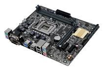 Placa Mãe Asus LGA1151 H110M-K VGA/DVI/USB3.0