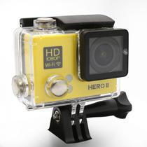 Camera Hero II Goal Pro Amarelo