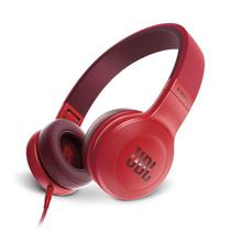 Fone de Ouvido JBL Synchros E35 com Microfone - Vermelho