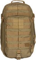 Mochila 5.11 Tactical Rush Moab 10 56964-328 Sandstone 18L