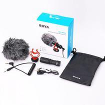 Microfone Boya BY-MM1 Cardioide $