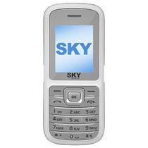 Celular SKY Cel F1+ Signal White