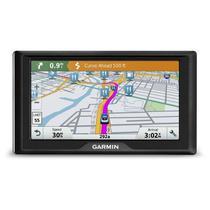 """GPS Garmin Drive 60 Tela de 6"""" + Mapa - Preto"""