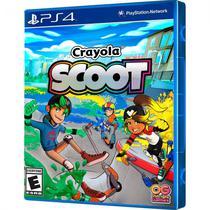 Jogo Crayola Scoot PS4