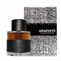 Perfume Montana Graphite Eau de Toilette Masculino 100M