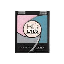 Sombra Maybelline Big Eyes Luminous Turquoise
