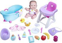 JC Toys Boneca 16614 25CM c/ Acessorios