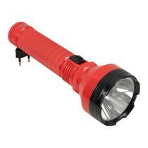 Lanterna Ecopower EP-8318 - Recarregavel - Bivolt - Vermelho