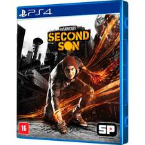 Jogo Infamous Second Son PS4