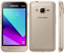 "Smartphone Samsung Galaxy J1 Mini Prime SM-J106B 8GB 3G Dual Sim Tela 4.0""Cam.5MP-Dou/Eu"