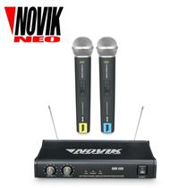 Microfone Novik NVK-400 c/2 Uni