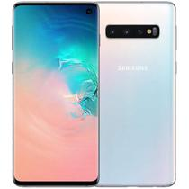 "Smartphone Samsung Galaxy S10 G973F Dual Sim 6.1"" 8GB/512GB Prism White"