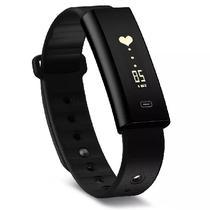 """Smartwatch Zeblaze Arch Plus para Atividades Fisicas, Tela 0.87"""", 80 Mah, Unissex - Preto"""