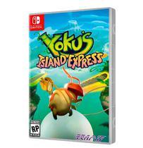 Jogo Yokus Island Express Nintendo Switch