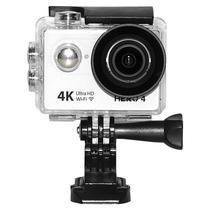 Camera Goalpro Hero 4 Sport 4K/ Wi-Fi/ Microsd/ Tela 2 - Branco