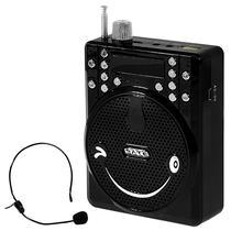 Radio Portatil Satellite AS-2151 com Bluetooth e FM - Preto
