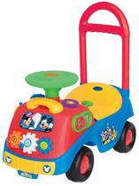 Carrinho Andador para Bebe - Kiddieland 35311 Mickey And Friends