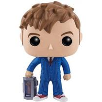 Boneco Tenth Doctor With Hand - Doctor Who - Funko Pop! 355