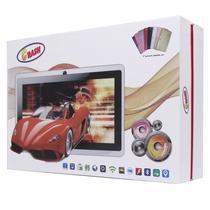 """Tablet Crash com Desenho 8GB / 1GB Ram / Tela 7"""" - Wolverine"""