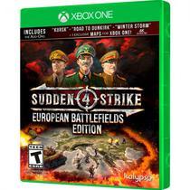 Jogo Sudden Strike 4 European Battlefields Edition Xbox One