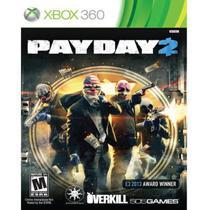Jogo Payday 2 Xbox 360