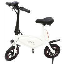 """Bicicleta Eletrica e-Bike Mibo com Rodas de 12"""" 36V 250W - Branco (Sem Pedal)"""