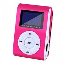 MP3 Player X-Tech XT-MP801 FM/SD Rosa