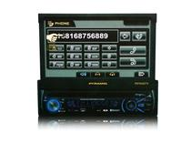DVD Automotivo Pyramid PD7002 - Tela Retratil 7 Polegadas