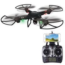 Drone Polaroid PL-2300 - com Camera 720P - Preto