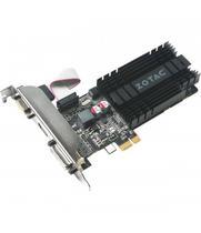 Placa de Vídeo 1G GT710 Zotac HDMI/DVI/VG954/64B DDR3 PCI-Exp.