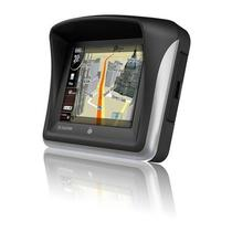 "GPS Orange G430M Tela de 4.3"" com Mapa/Windows Ce 6.0 - Preto"