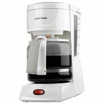 Cafeteira Black&Decker DLX851 com Sistema Antigotejamento/1.8L/120V - Branca