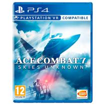 Jogo PS4 VR Ace Combat 7 Skies Unknown