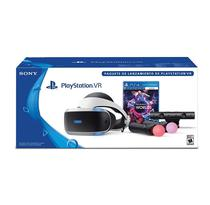Oculos PS4 VR Bundle Edition Worlds