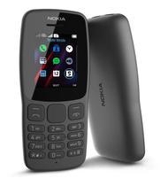 Celular Nokia 110 TA-1319 Dual Sim Tela 1.7 Microsd Camera Qvga - Preto