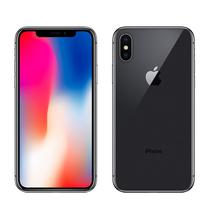 Celular Apple iPhone X 64GB Lte Chip A11 / IP67 / 12 MPX/ Camera Truedepth 7 MPX/ 4K/ Ios 11/ A1901-Cinza-Espacial