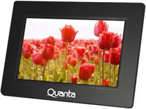 Porta Retrato Digital Quanta RD-600 - 7 Polegadas - USB - SD - Preto