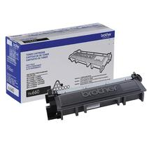 Toner para Impresoras Brother TN-660 - Negro